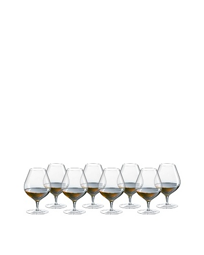 Ravenscroft Crystal RCroft Collection Set of 8 Cognac/Brandy Snifters, 14-Oz.