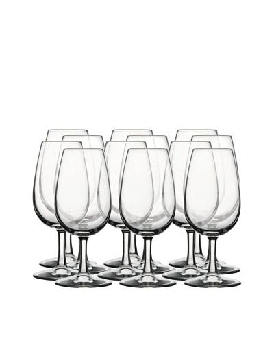 Ravenscroft Crystal Set of 12 International Tasting Glasses, 7.75-Oz.