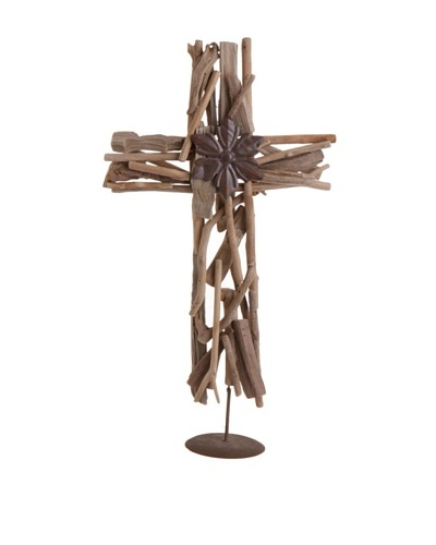 RAZ 21.5 Wooden Cross