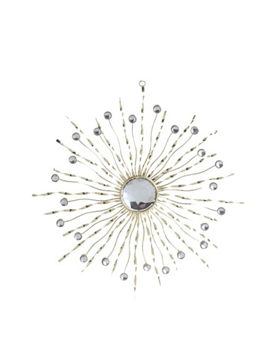 RAZ Jeweled Starburst Ornament