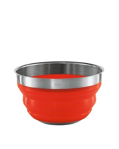 Rösle Foldable Bowl [Red]