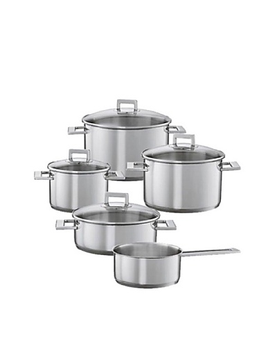 Rösle 5 Piece Stainless Steel Cookware Set