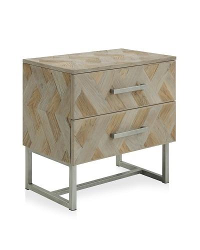 Naya Cabinet, Old Elm/Antique Grey