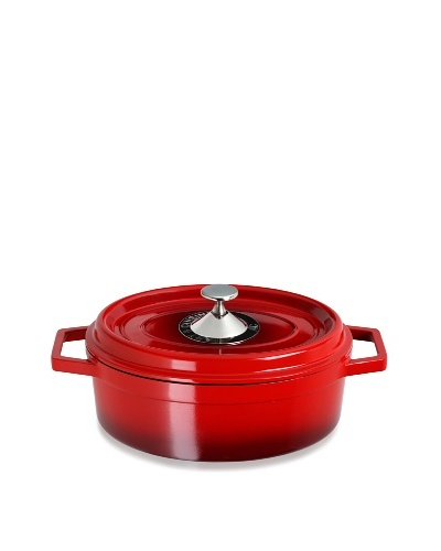 Art & Cuisine Cocotte Series Cast Aluminum Oval Roaster Pan