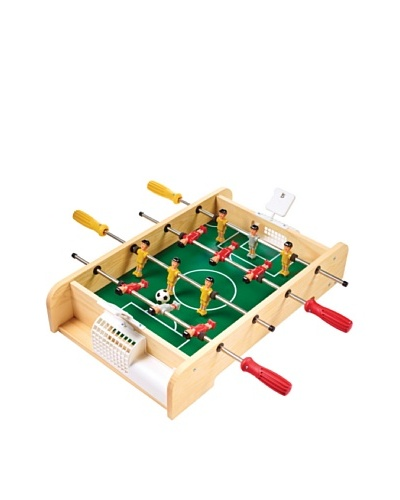 Red Tool Box Soccer Table