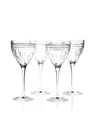 Reed & Barton Set of 4 Tempo Goblets
