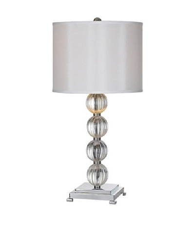 Jett Chrome Table Lamp