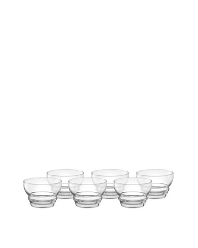 REVOL Set of 6 Fresco Appetizer Bowls