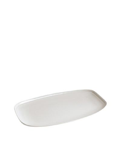REVOL Set of 4 Carpacio Dishes, White