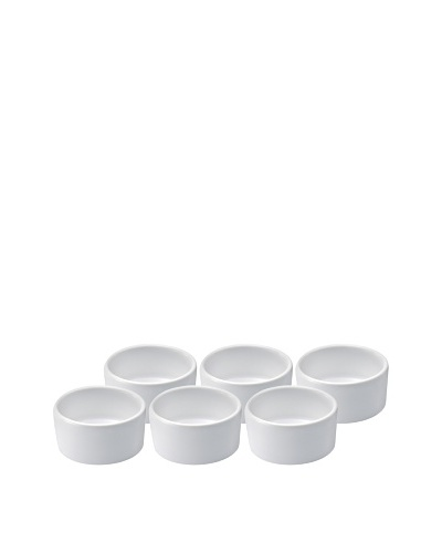 REVOL Set of 6 1-Oz. Butter Dishes