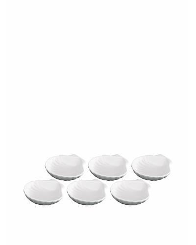 REVOL Set of 6 Mini Scallop-Shells