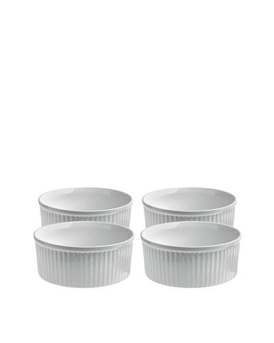 REVOL Set of 4 13-Oz. Soufflé Dishes