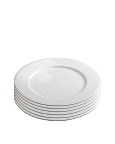 REVOL Set of 6 Dessert Plates