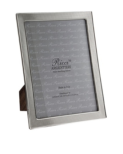 Ricci Dots Sterling Silver Frame