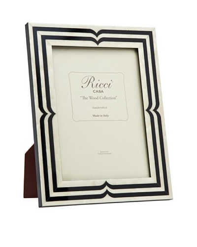 Ricci Bellagio Hand Crafted Glossed Wood Frame