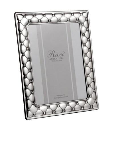 Ricci Sterling Silver Cushion Frame, 8 x 10