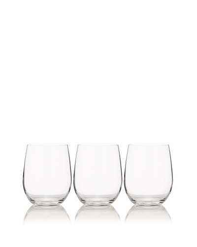 Riedel 3-Piece Tri O Viognier/Chardonnay Glass Set