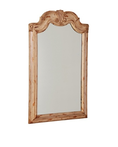 River Road Collection Avalon Mirror, Antique Parchment