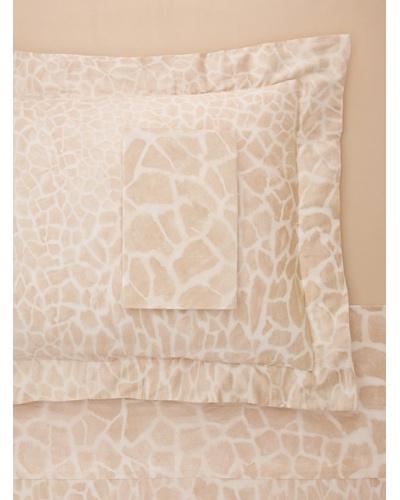Roberto Cavalli Giraffe Sheet Set [Beige]