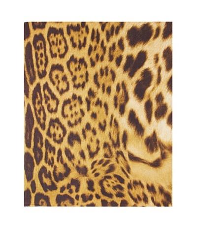 Roberto Cavalli Leopard Flat Sheet, Queen