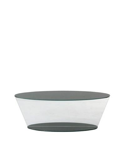 Roche Bobois Ellissi Alpi-Glass Coffee Table