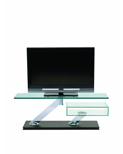 Roche Bobois Showtime Large TV Unit, Wenge