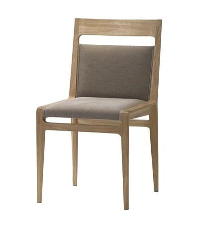 Roche Bobois Assemblage Oak Dining Chair, Oak