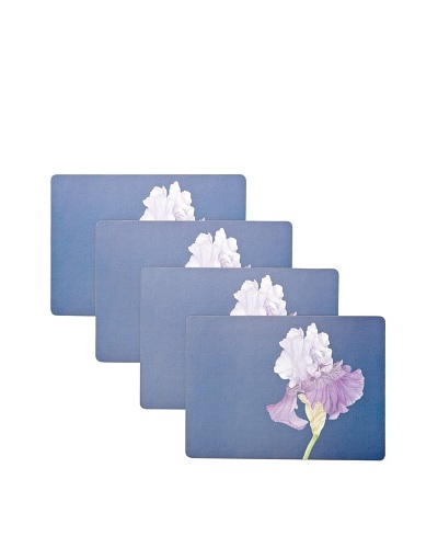 RockFlowerPaper Iris Placemat (Set of 4)