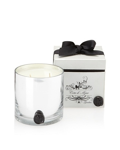Rojo 16 Mercury Glass Cote D'Azure 12-Oz. Candle