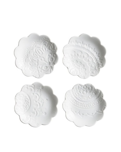 Rosanna Set of 4 Filigree Dipping Dishes