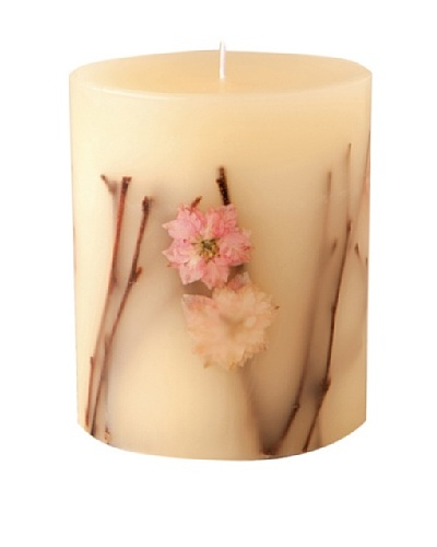 Rosy Rings Botanical Candle, Cherry Blossom