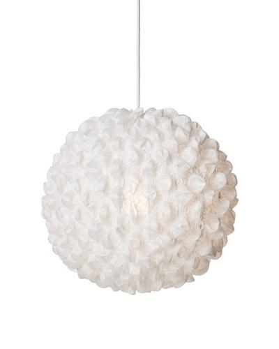 Rotaliana Bubble Pendant Lamp, White