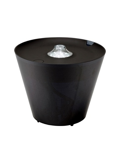 Rotaliana Multipot Light & Charger, Black