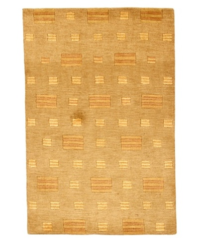 Roubini Porta Hand Knotted Rug, Multi, 2' x 3'
