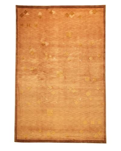 Roubini Tibetani Tibetan Super Fine Collection Rug, Sand, 6' x 9'
