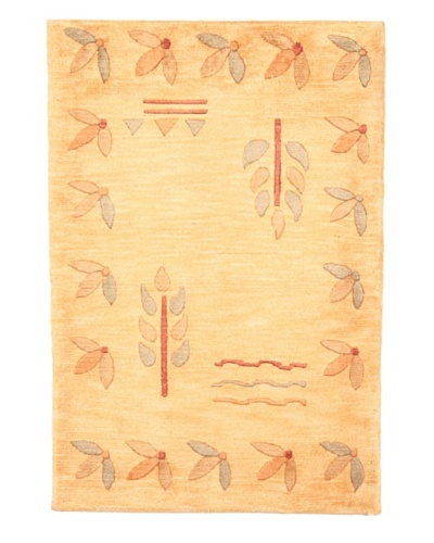 Roubini Mare Hand Knotted Rug, Multi, 2' x 3'