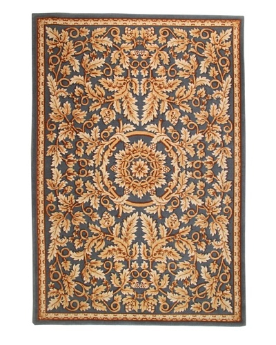 Roubini Paris Hand Knotted Wool Rug, Multi, 6' 7 x 9' 10