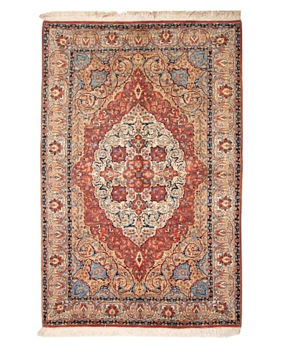 Roubini Nainbaf Wool Rug, Multi, 7' 3 x 4' 7