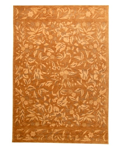 "Roubini Tibetani Tibetan Super Fine Collection Rug, Rust, 5' 5"" x 8'"