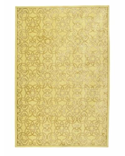 Roubini Dakar Hand Knotted Wool & Silk Rug, Multi, 6' x 9'