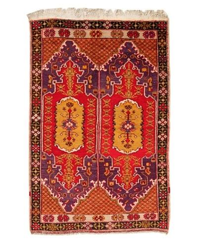 Roubini Vintage Anatolia Wool Rug, Multi, 6' 11 x 4' 5'