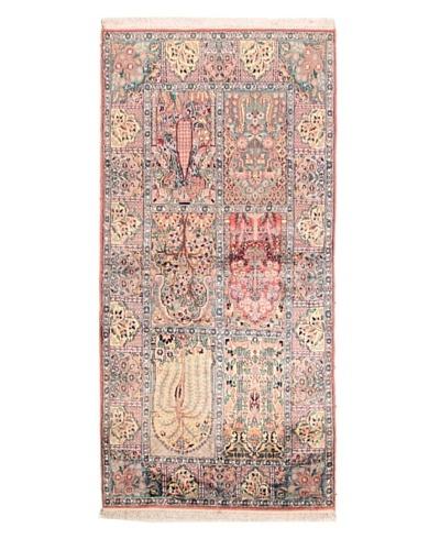 """Roubini Srinagar Rug, Multi, 6' 4"""" x 3' 4"""""""