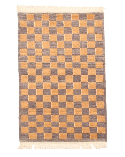 Roubini Modena Hand Knotted Rug, Multi, 2' x 3'