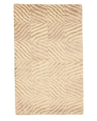Roubini Zebrato Hand Knotted Rug, Multi, 2' x 3'