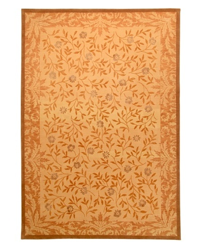 "Roubini Tibetani Tibetan Super Fine Collection Rug, Cream Multi, 5' 5"" x 8'"