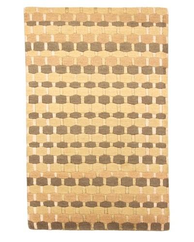 Roubini Mari Hand Knotted Rug, Multi, 2' x 3'