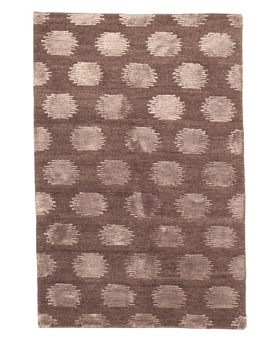 Roubini Gaggio Hand Knotted Rug, Multi, 2' x 3'
