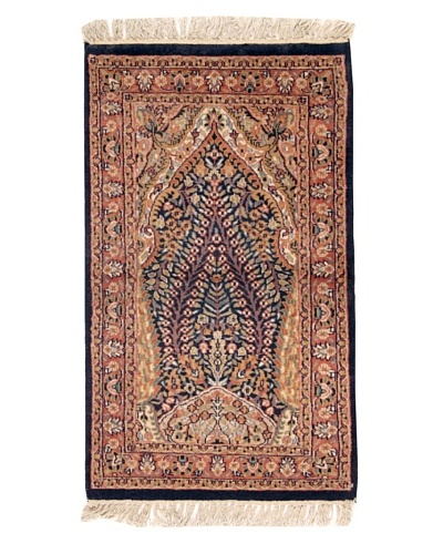 Roubini One of a Kind Agra Rug [Blue Multi]
