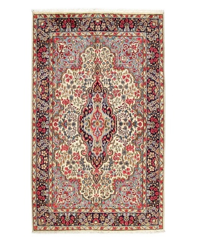 Roubini One of a Kind Kirman Rug [Multi]