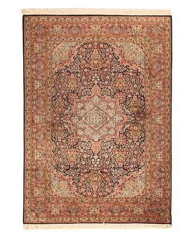 Roubini Srinagar Silk Fine Rug, Multi, 8' 9 x 6' 3